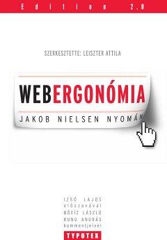 Webergonómia 2.0 könyv