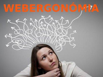 Webergonómai alapok, fogalmak