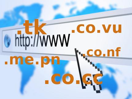 Keresőoptimalizálás és ingyenes domain név